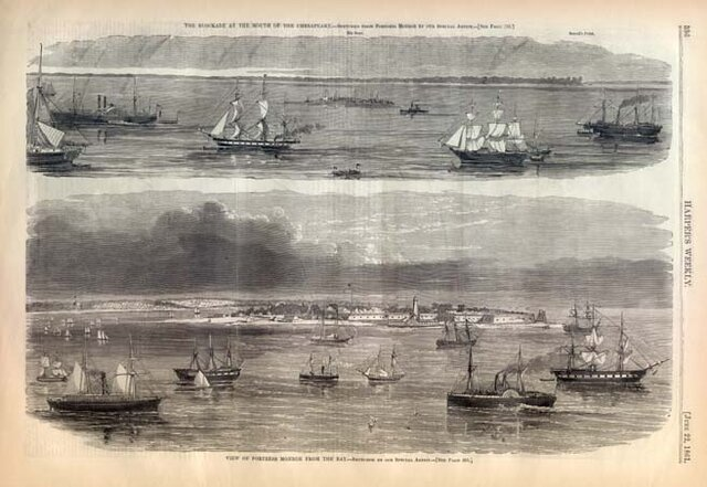Union Naval Blockade