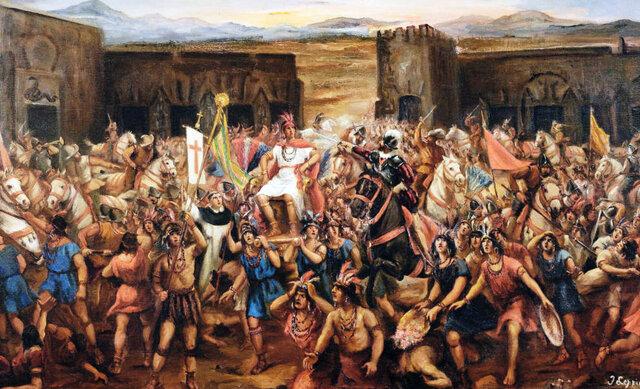 conquesta Inca