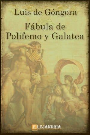 la Fabula de Polifemo y Galatea