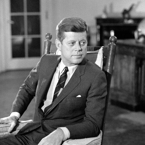 President J.F.K