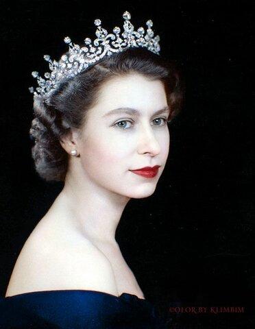 England's got a new queen (Queen Elizabeth II)