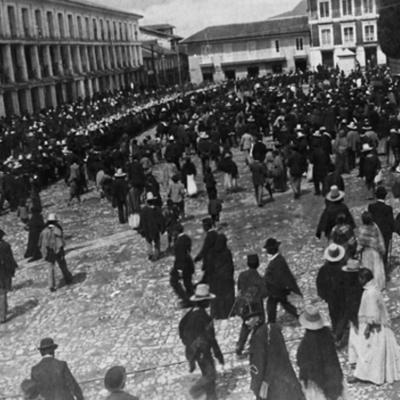 Colombia en el siglo XX timeline