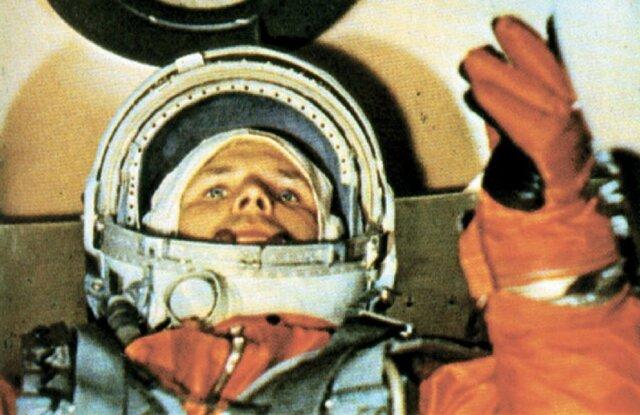Gagarin - prvý let človeka do vesmíru