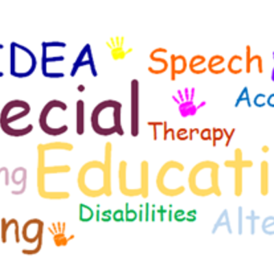 Special Ed in the U.S. timeline
