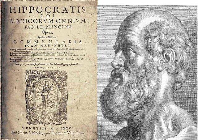 HIPÓCRATES - PADRE DE LA MEDICINA