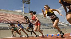 Historia y evolución del atletismo timeline