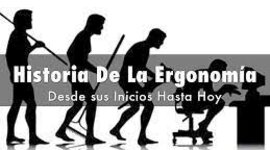 ERGONOMIA timeline