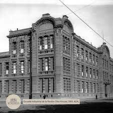 Escuela Industrial de la Nación