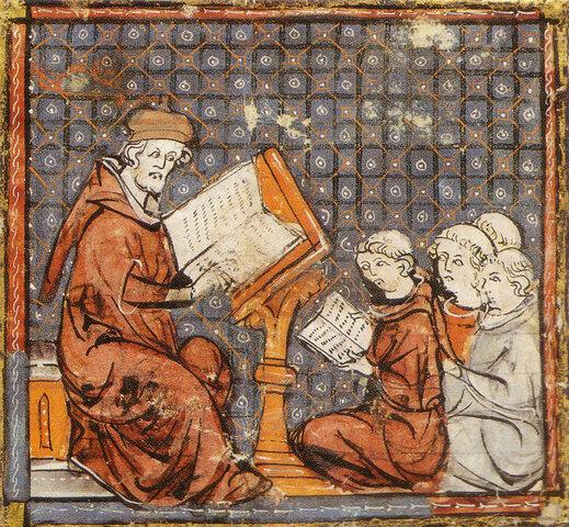 ALTA ESCOLÁSTICA (SIGLO XIII Y XIV)