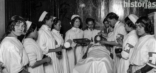 Primeros casos de la Pandemia de gripe de 1918