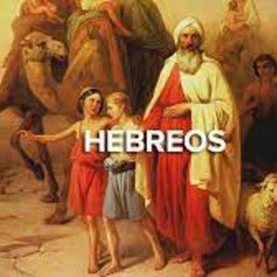 Origen del pueblo hebreo hasta la segunda diáspora timeline