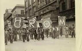 Fundan la Confederación Regional Obrera Mexicana