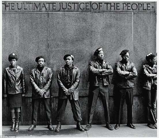 Creation of the Black Panthers