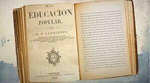 La educación popular D. F Sarmiento