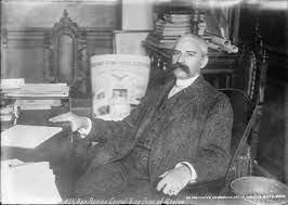 Ramón Corral comienza su periodo de gobierno en Sonora