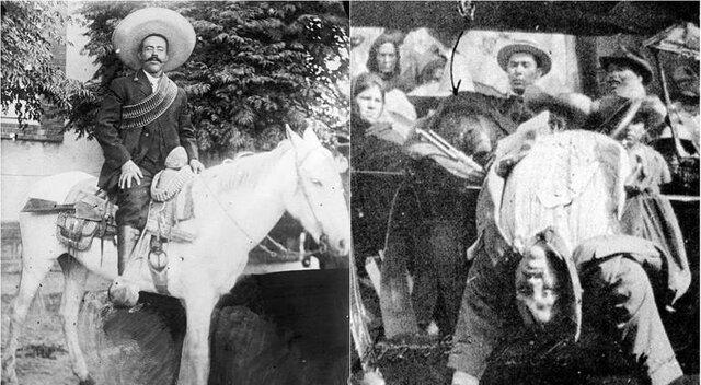 Muerte de Francisco Villa