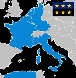 Creación Comunidad Europea del Carbón y del Acero (CECA)