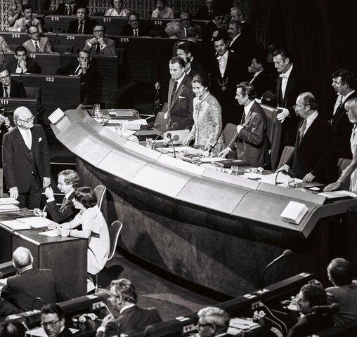 Primeras elecciones directas al Parlamento Europeo