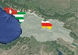 Se proclama independiente Abjasia y Osetia del Sur