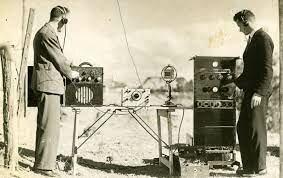 Primeras transmisiones radiofónicas en México