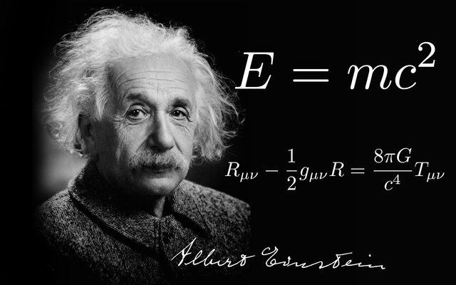 Albert Einstein publishes the Theory of Relativity