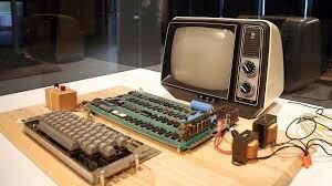 Construcción del primer ordenador