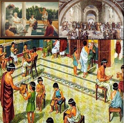 GRECIA CLASICA s. V y comienzos s. IV a. C.