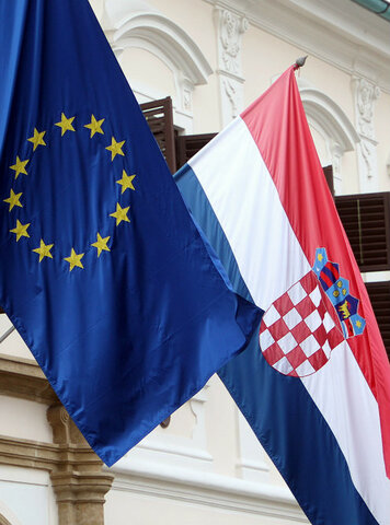 Incorporación de Croacia