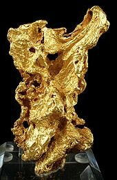 First Traces of Gold near Bathurst