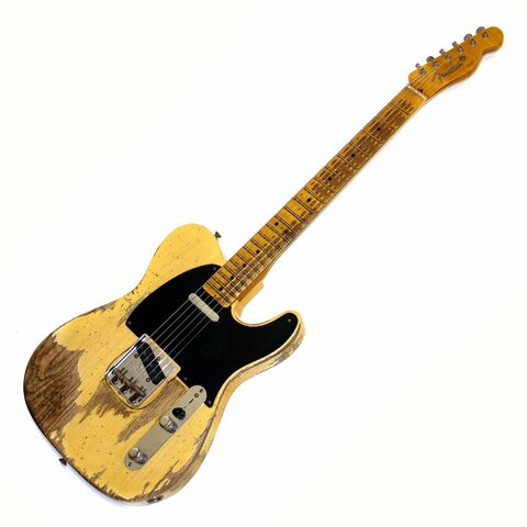 The Fender Esquire (Telecaster) is released