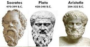 Pensamiento pedagógico griego