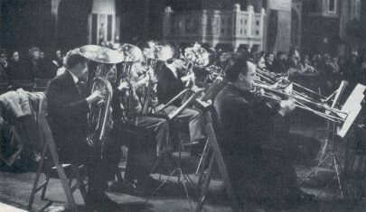 The London Symphony Orchestra was founded