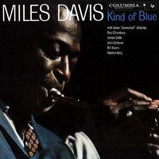 Miles Davis releases Kind of Blue
