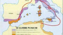 Guerre Puniche timeline