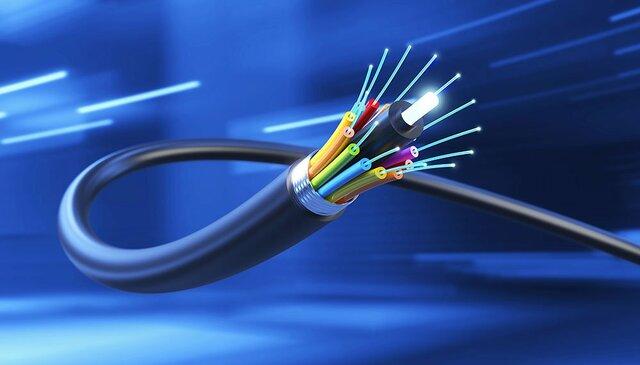 Invenció de la fibra òptica