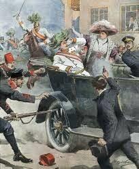 Assassinat de l'hereu de l'imperi austronhúngaro