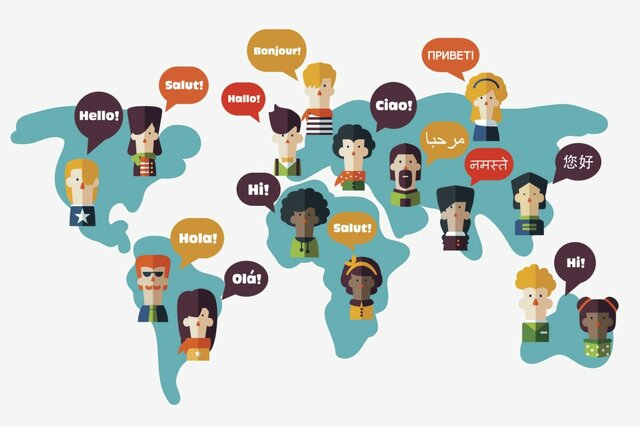 IB and Different languages