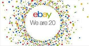 eBay's 20th Anniversary