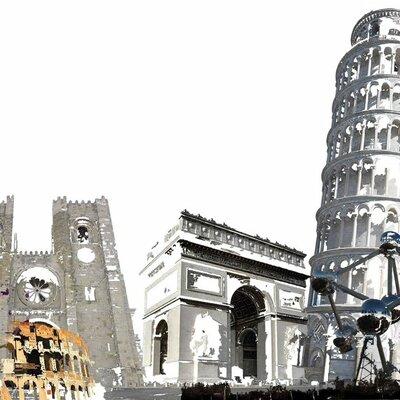 Σταθμοί και μνημεία του ευρωπαϊκού πολιτισμού timeline