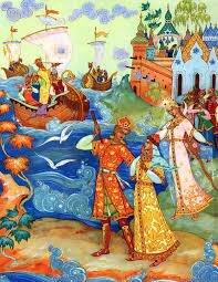 """Сказка о царе Салтане, о сыне его славном и могучем богатыре князе Гвидоне Салтановиче и о прекрасной царевне Лебеди"""