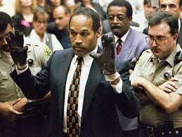 """O.J. Simpson's """"Trial of the century """""""