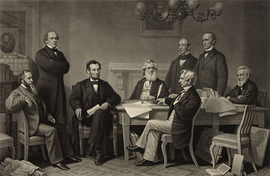 Issuing of the Emancipation Proclamation September 22, 1862
