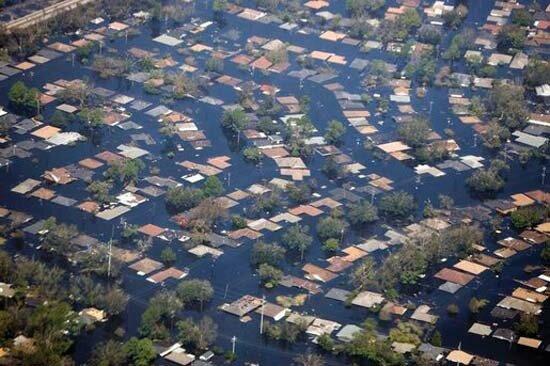 •Hurricane Katrina (2005)