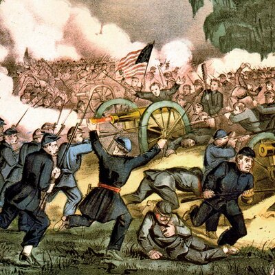 Civil War Timeline - U.S. History Period 1