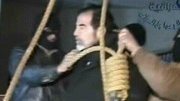 •Saddam Hussein Executed (2006)