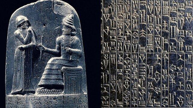 Código de Hammurabi Babilonia
