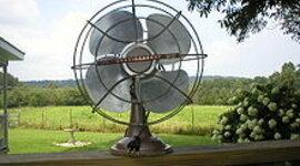 Historia del ventilador timeline