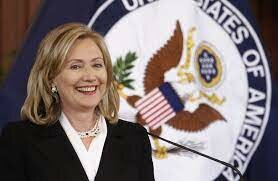 Hilary Clinton Appointed US secretary of State