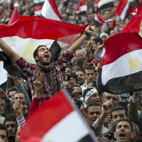•Arab Spring (2010)
