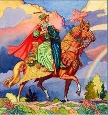 """""""Сказка о мёртвой царевне и о семи богатырях"""""""